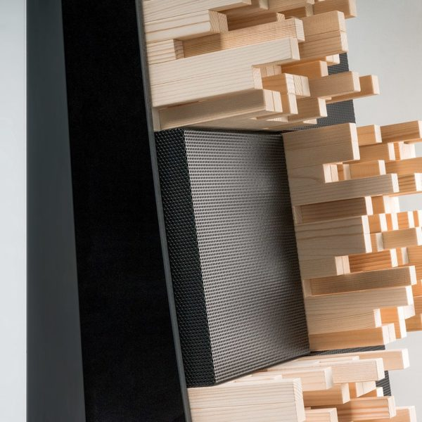 Foto prodotti stand black 1 - AKOÚ | Acoustic devices