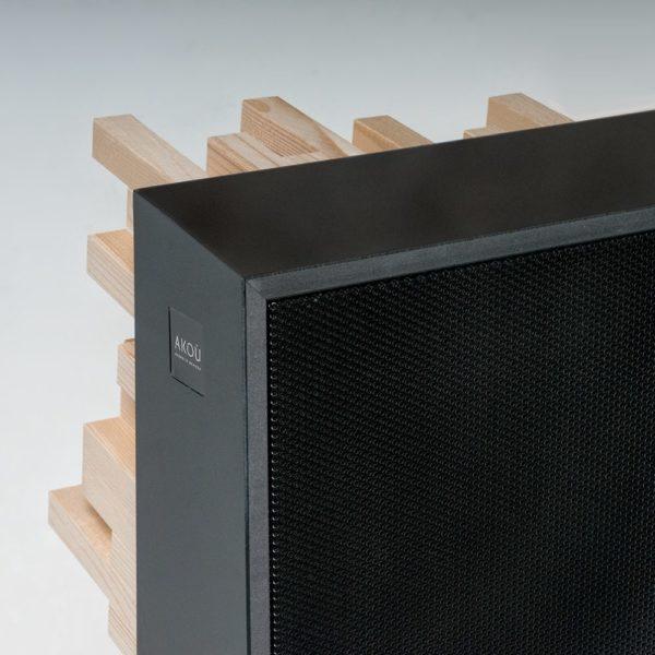 Foto prodotti stand black 2 - AKOÚ | Acoustic devices