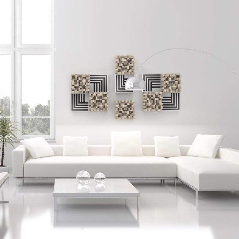 wall custom laste frame - AKOÚ | Acoustic devices