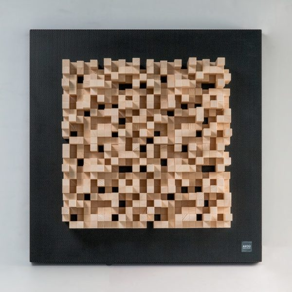 Foto prodotti floor black 1 - AKOÚ | Acoustic devices